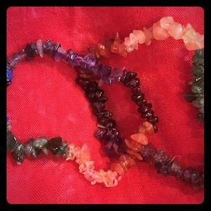 Jewelry - Two Chakra brackets 🌈🕉